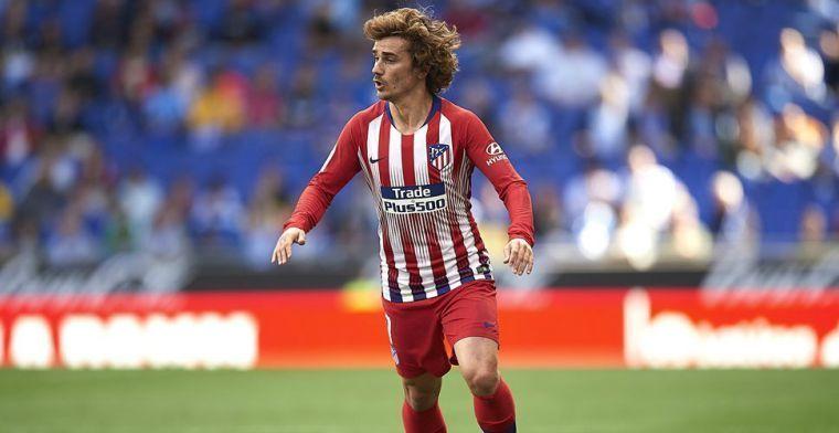 Atlético-directeur lijkt bestemming Griezmann te onthullen: 'Weten we sinds maart'
