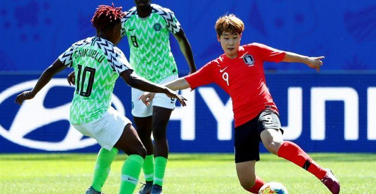Frankrijk komt bijzonder knullige eigen goal te boven tegen Noorwegen