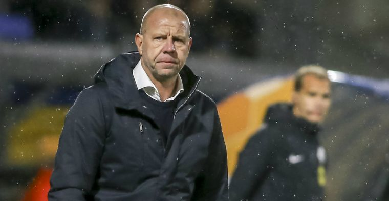 RKC wil door met Grim: 'Gelukkig zie ik ene na de andere club trainer aanstellen'