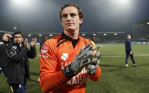 Afbeelding: Cambuur schrikt clubs af met vraagprijs voor goalie: 'Laten hem niet zomaar gaan'