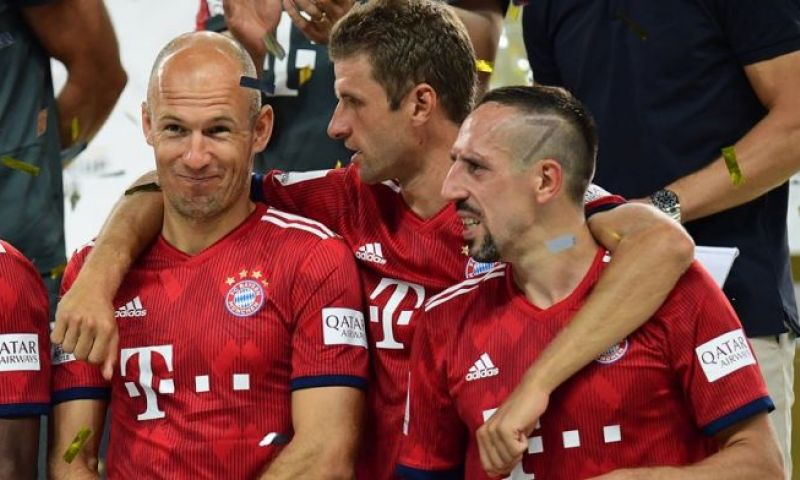 Afbeelding: 'Premier League-club wil stunten en geroutineerde Ribéry naar Engeland halen'