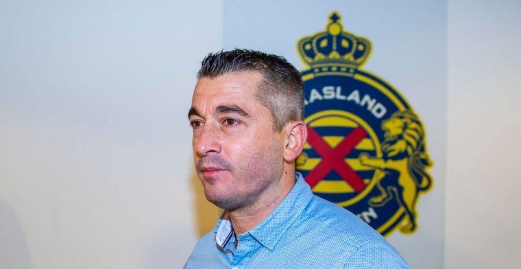 """Custovic bevestigt twee vertrekkers bij Waasland-Beveren: """"Dat is voorzien"""""""