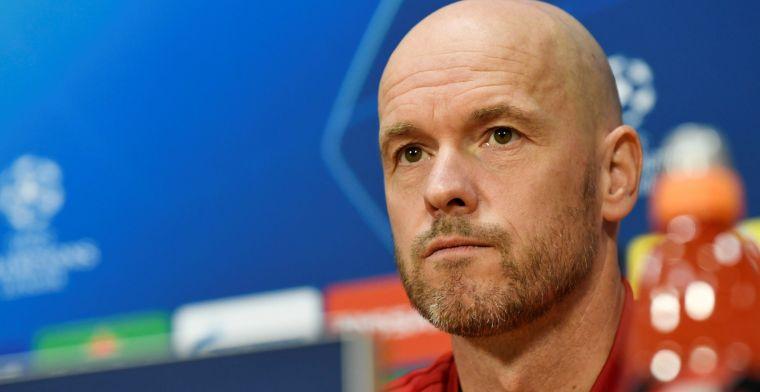 The Telegraph: Ten Hag staat op lijstje, Chelsea 'moet Ajax-trainer overtuigen'