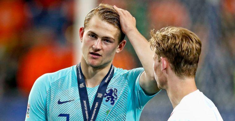 Groot nieuws De Telegraaf: PSG heeft 'bijna beet' en wil De Ligt snel vastleggen