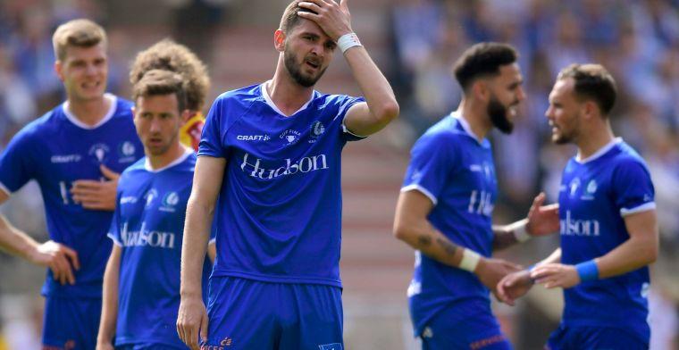 'KAA Gent haalt vervanger voor Manu Ferrera binnen'