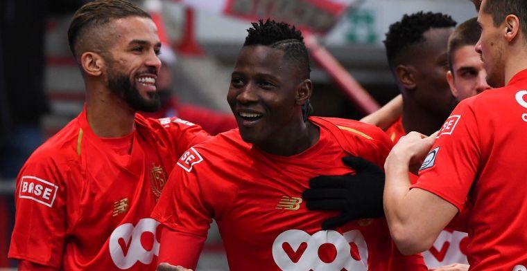 OFFICIEEL: Djenepo trekt naar de Premier League, Standard akkoord met Southampton