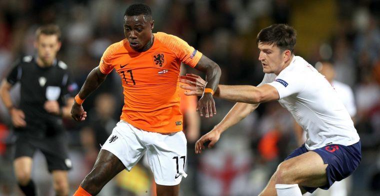 Ajax maakt prioriteit van komst Promes: 'Dat is wel serieus, hij wordt genoemd'