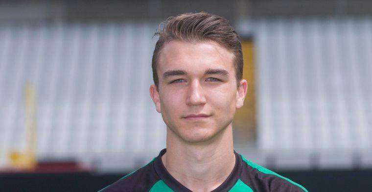 OFFICIEEL: Cercle Brugge gaat verder met twee spelers uit de eigen jeugd