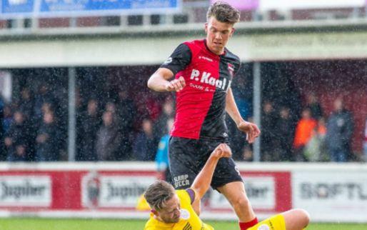 Afbeelding: NEC maakt uitgaande transfer wereldkundig: 'Wilde dan ook bij De Treffers blijven'