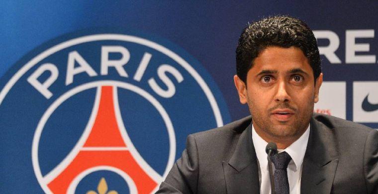Henrique per direct weg bij Paris Saint-Germain; club heeft nieuwe TD al binnen