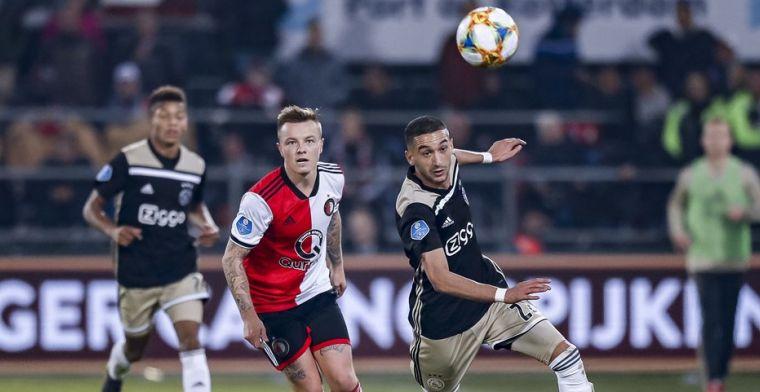 'Primeur voor Eredivisie: komend seizoen ook zondagavondwedstrijden'