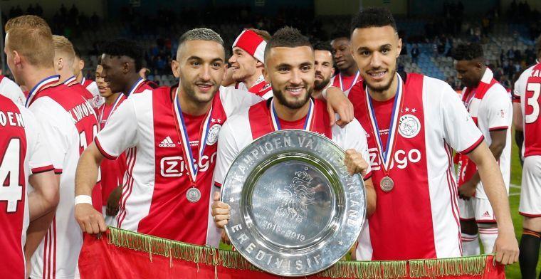 'Ziyech zou komende zomer de verrassing van Ajax kunnen worden'