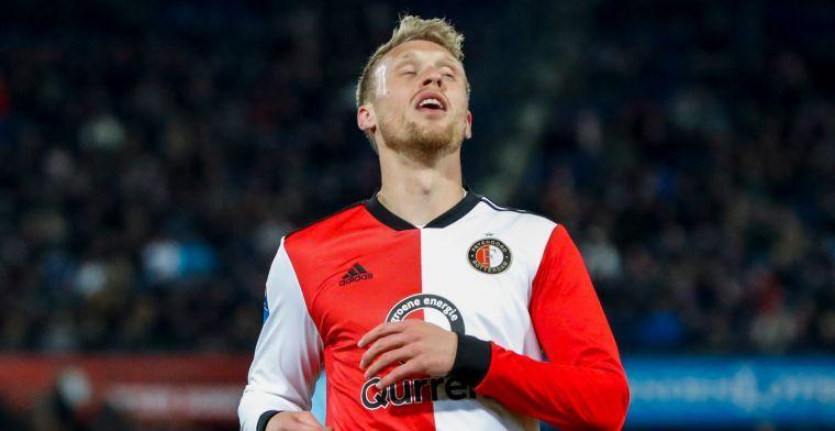 Feyenoord slaat belangrijke slag en weet Jörgensen binnenboord te houden