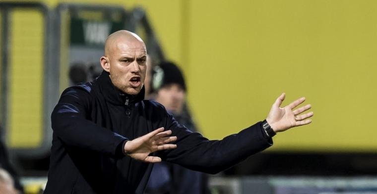 Hofland blijft Fortuna trouw en zoekt contact met PSV: 'Een paar spelers gepolst'