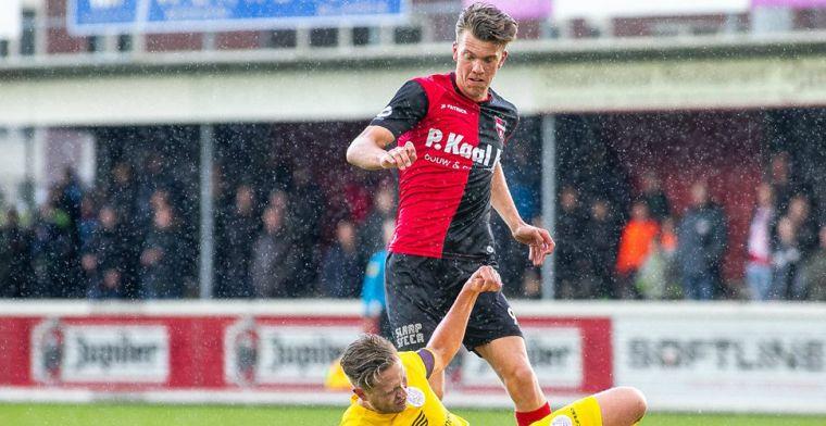NEC maakt uitgaande transfer wereldkundig: 'Wilde dan ook bij De Treffers blijven'