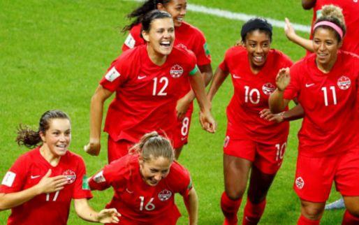 Afbeelding: Canada verslaat Nieuw-Zeeland en strijdt met Oranje om groepswinst