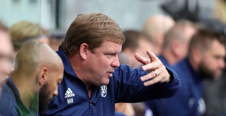 De Jong maakt Vanhaezebrouck volledig af: Die scoorden nadien wel 70 doelpunten