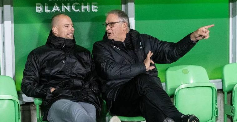 Update: Heerenveen stelt Spijkerman en Talan aan als assistenten Jansen