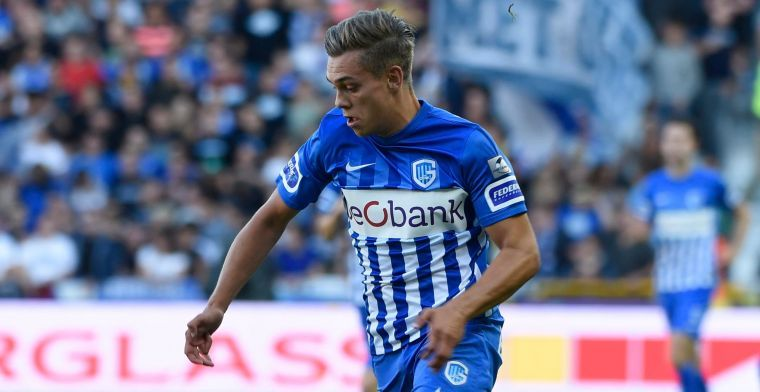 'Trossard staat open voor transfer naar Engelse club, KRC Genk onderhandelt'