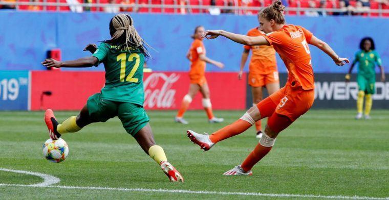 Hoogendijk voorspelt: 'Denk niet dat ze het hele toernooi op de bank gaan blijven'