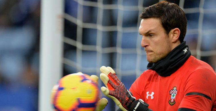 'Liverpool scout weer in Southampton: opvolger Mignolet is op komst'