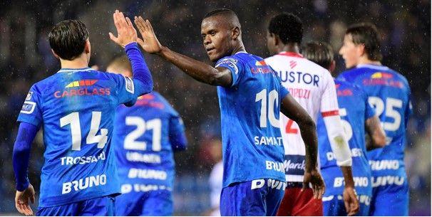 'Lazio Roma komt aankloppen bij KRC Genk na mislopen van Wesley Moraes'