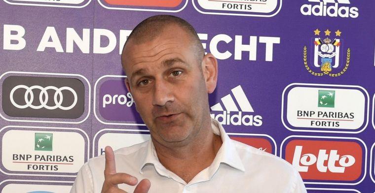 Davies doet plan bij Anderlecht uit de doeken: 'Balbezit en agressieve pressing'