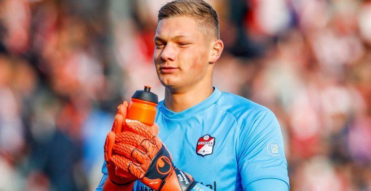 Ajax-aanwinst Scherpen: 'Ben niet een voetballend iemand, maar kan het wel aan'