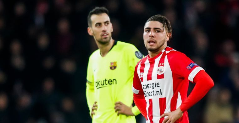 Update: Ook PSV bevestigt tijdelijk vertrek van miljoenenaankoop Romero