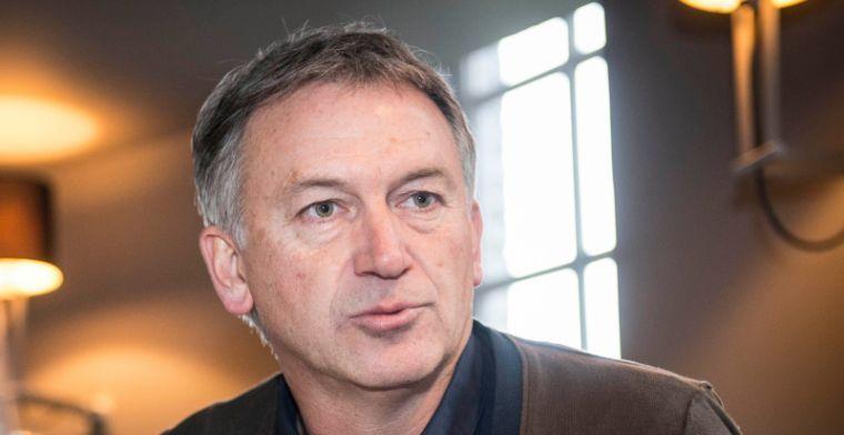 Gerard Degryse, vader van Marc, is op 85-jarige leeftijd overleden