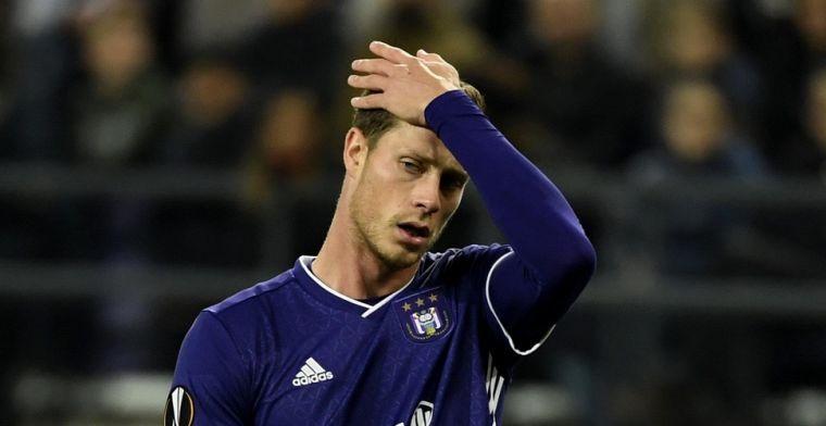 'Steven Gerrard wil shoppen bij Anderlecht, oplossing voor Lawrence'