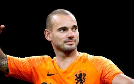Afbeelding: 'Transfervrije Sneijder zoekt laatste avontuur: nul op het rekest in Turkije'
