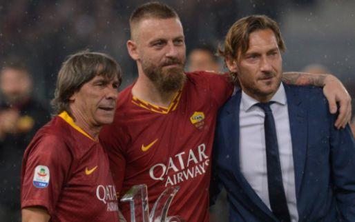 Afbeelding: Heftig nieuws: ontevreden Totti stapt op en vertrekt na 27 jaar (!) bij AS Roma