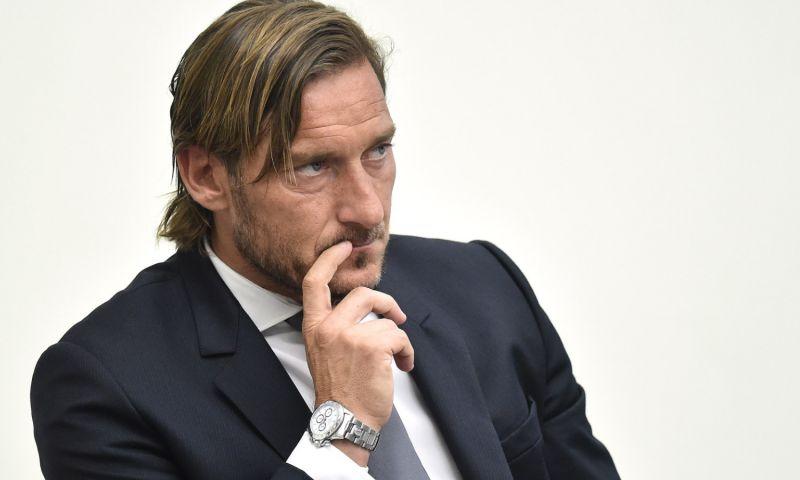 Afbeelding: Gepikeerde Totti over Ziyech: 'Weet zeker dat hij de juiste keuze was geweest'