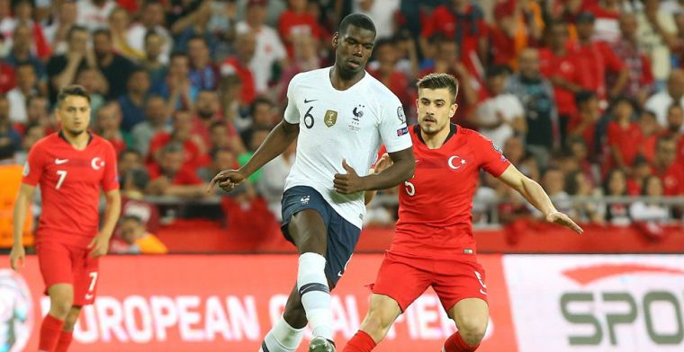 Sky Sports: Manchester United gaat niet in op transferwensen van Pogba