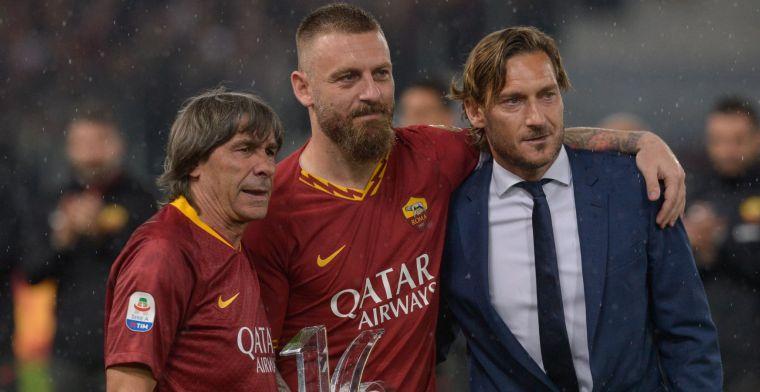 Heftig nieuws: ontevreden Totti stapt op en vertrekt na 27 jaar (!) bij AS Roma