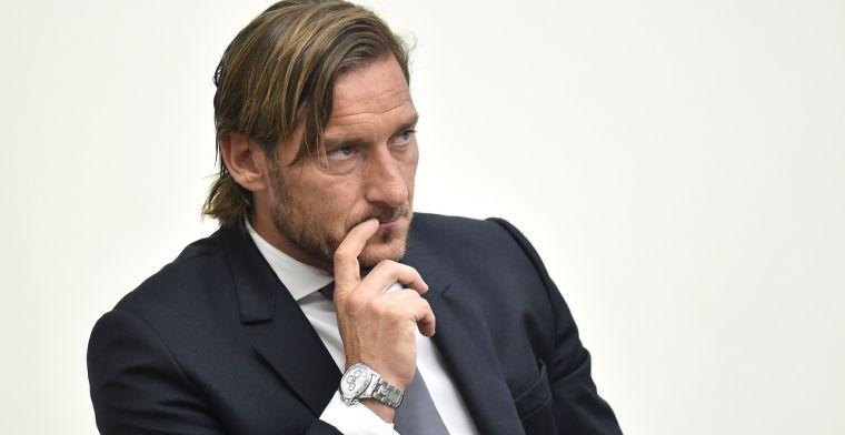 Gepikeerde Totti over Ziyech: 'Weet zeker dat hij de juiste keuze was geweest'