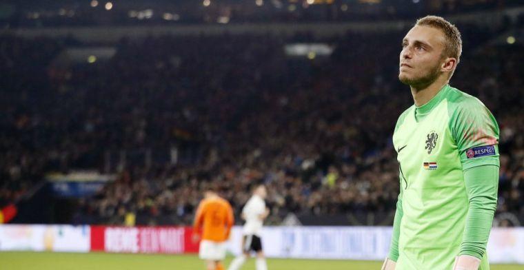 'Cillessen betrokken in ruildeal: nieuwe stand-in voor Barça-doelman Ter Stegen'