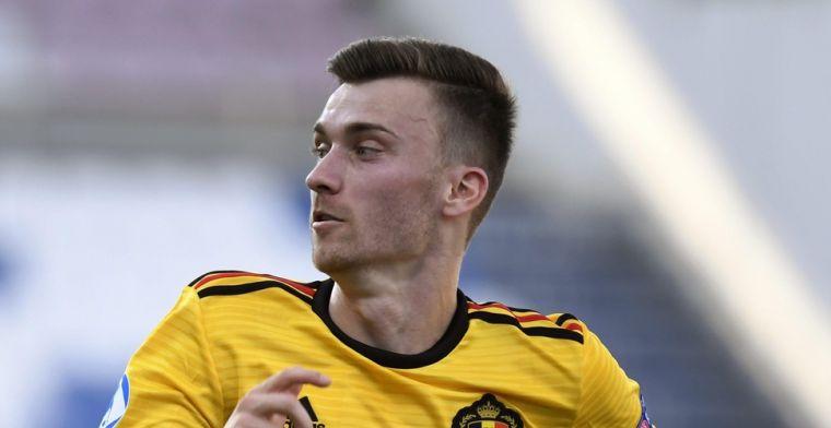 Heynen en Jackers overtuigen niet op EK U21, Joos laat zich uit over Genk-spelers