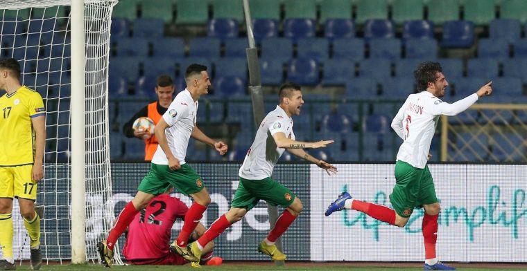 'Kersvers international van Bulgarije staat op lijstje van Eredivisie-club'