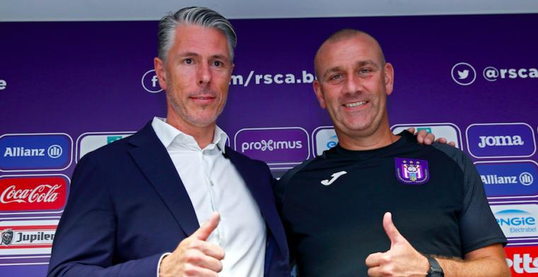 Davies over transfers Anderlecht: Hij is één van de jongens die we willen halen