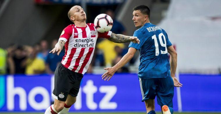 'Paris Saint-Germain en Manchester City binden strijd aan voor Spaanse linksback'