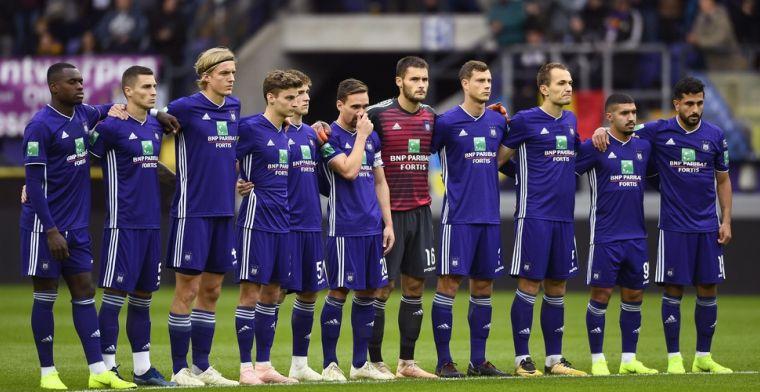 Anderlecht gaat voor mooi oefenprogramma, gesprekken over wedstrijd tegen Ajax