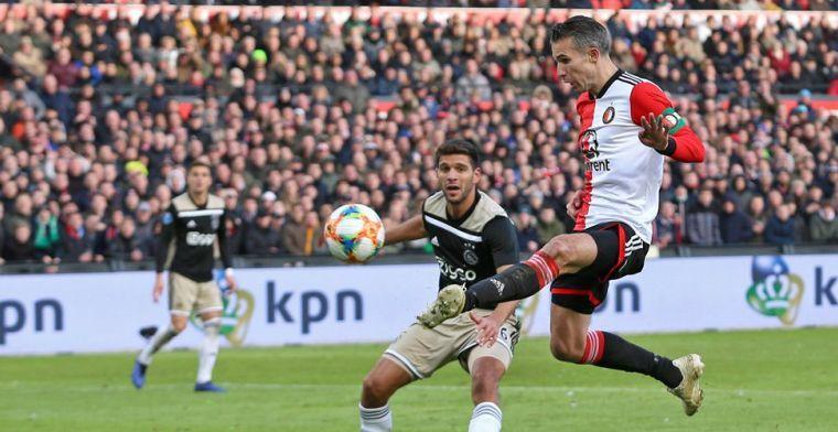 Winst op 'gouden generatie' Ajax: 'Seizoen Feyenoord niet helemaal verkloot'
