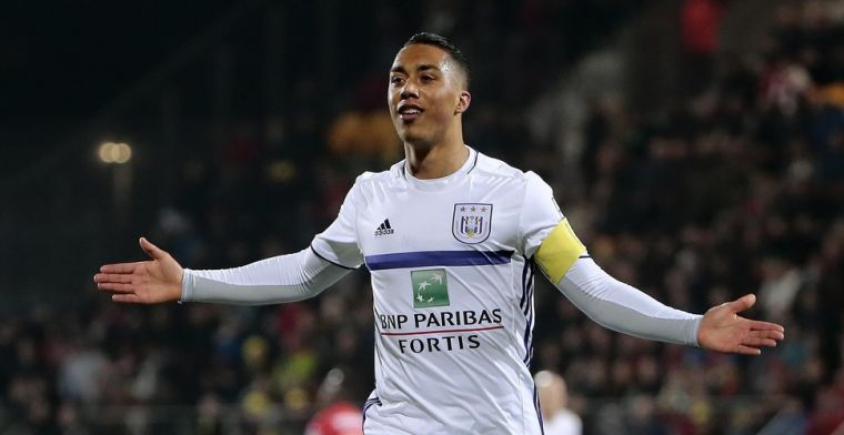 Anderlecht vestigt hoop op Tielemans, Praet en Lukaku voor eigen transferzomer
