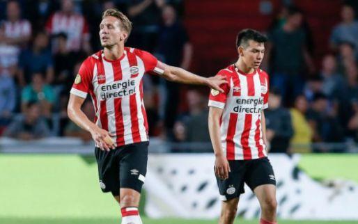Afbeelding: Mexicanen bevestigen interesse in PSV-spits De Jong: 'We gaan onderhandelen'