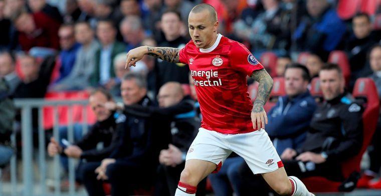 'Grote klap voor PSV: Angelino gaat terug naar Manchester City'