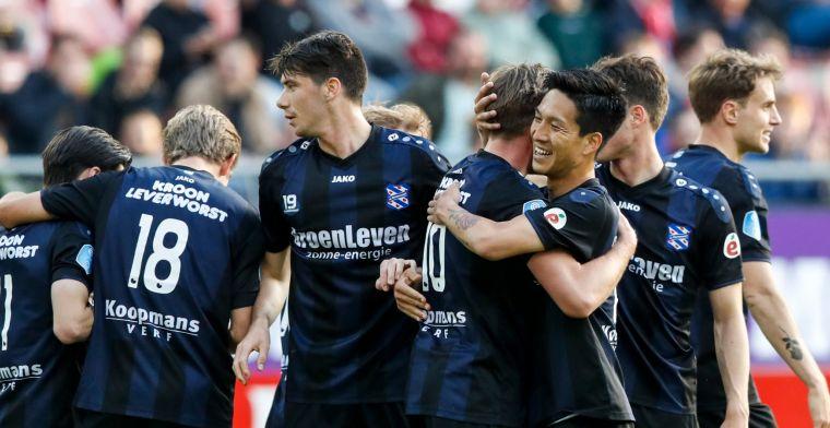 Hoge nood in Heerenveen: elftal gaat compleet op de schop na dramatisch seizoen