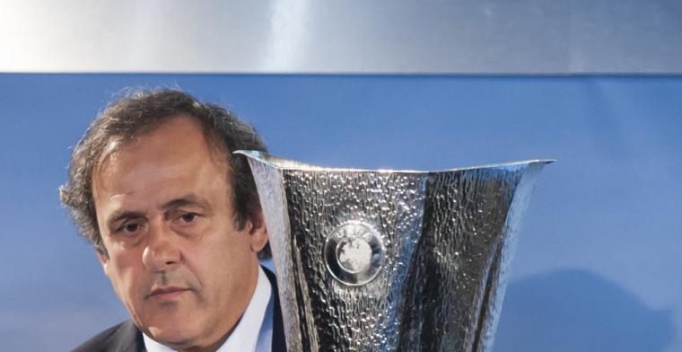 'Voormalig UEFA-voorzitter Platini opgepakt in onderzoek naar toewijzing WK 2022'