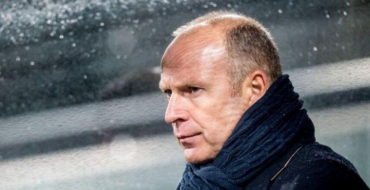 Almere City kiest voor 'verrassende' Molenaar: Maaskant vertrekt bij de club